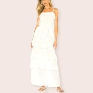 NWT ~ ELLEJAY x REVOLVE Andrea Maxi Dress